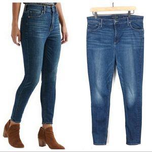 Lucky Brand Bridgette Skinny Ankle Jeans 14/32